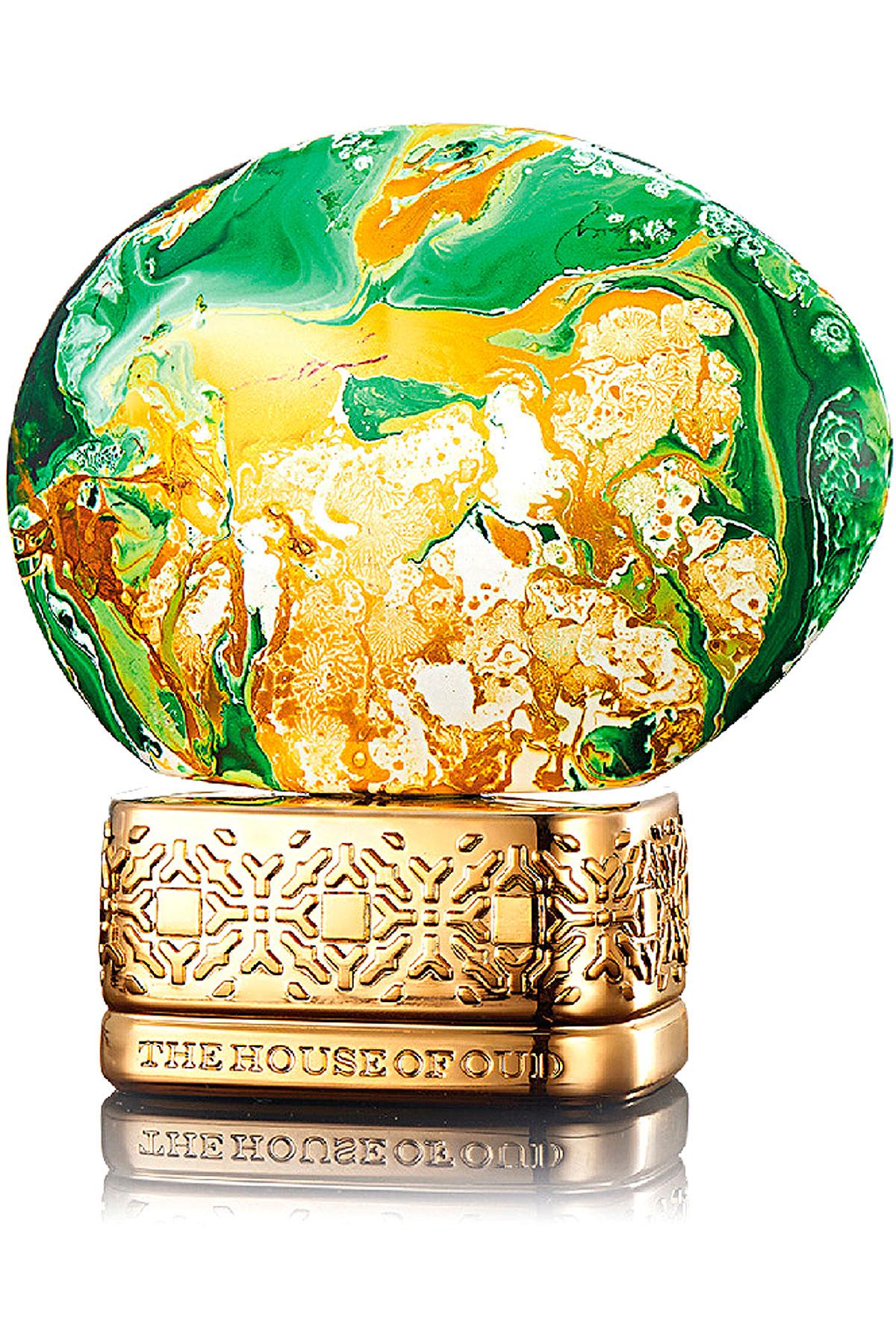 The House Of Oud Fragrances for Men, Klem Garden Collection - Cypress Shade - Eau De Parfum - 75 Ml, 2019, 75 ml