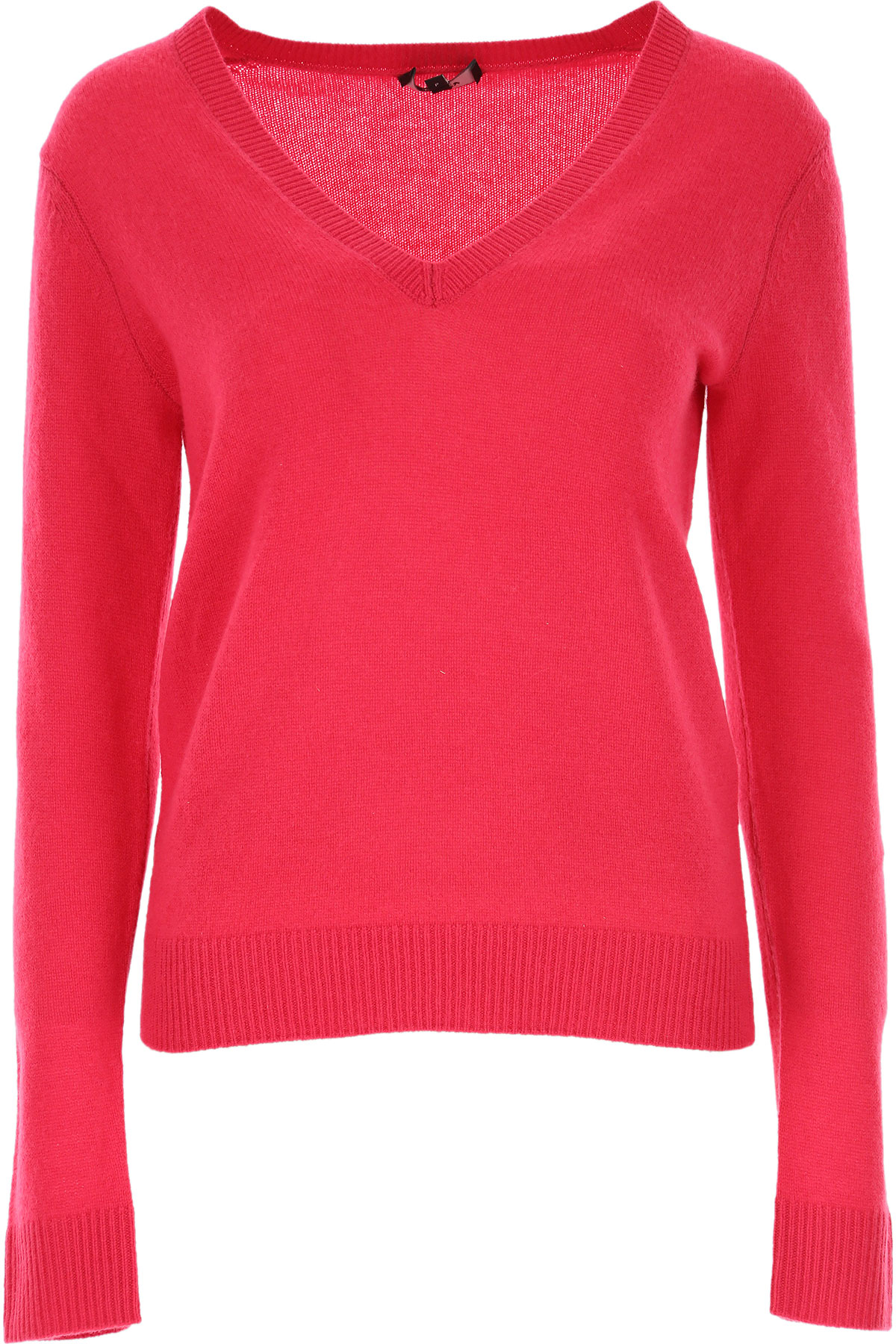 Theory Sweater for Women Jumper On Sale, Bright Magenta, Cashmere, 2019, 4 6