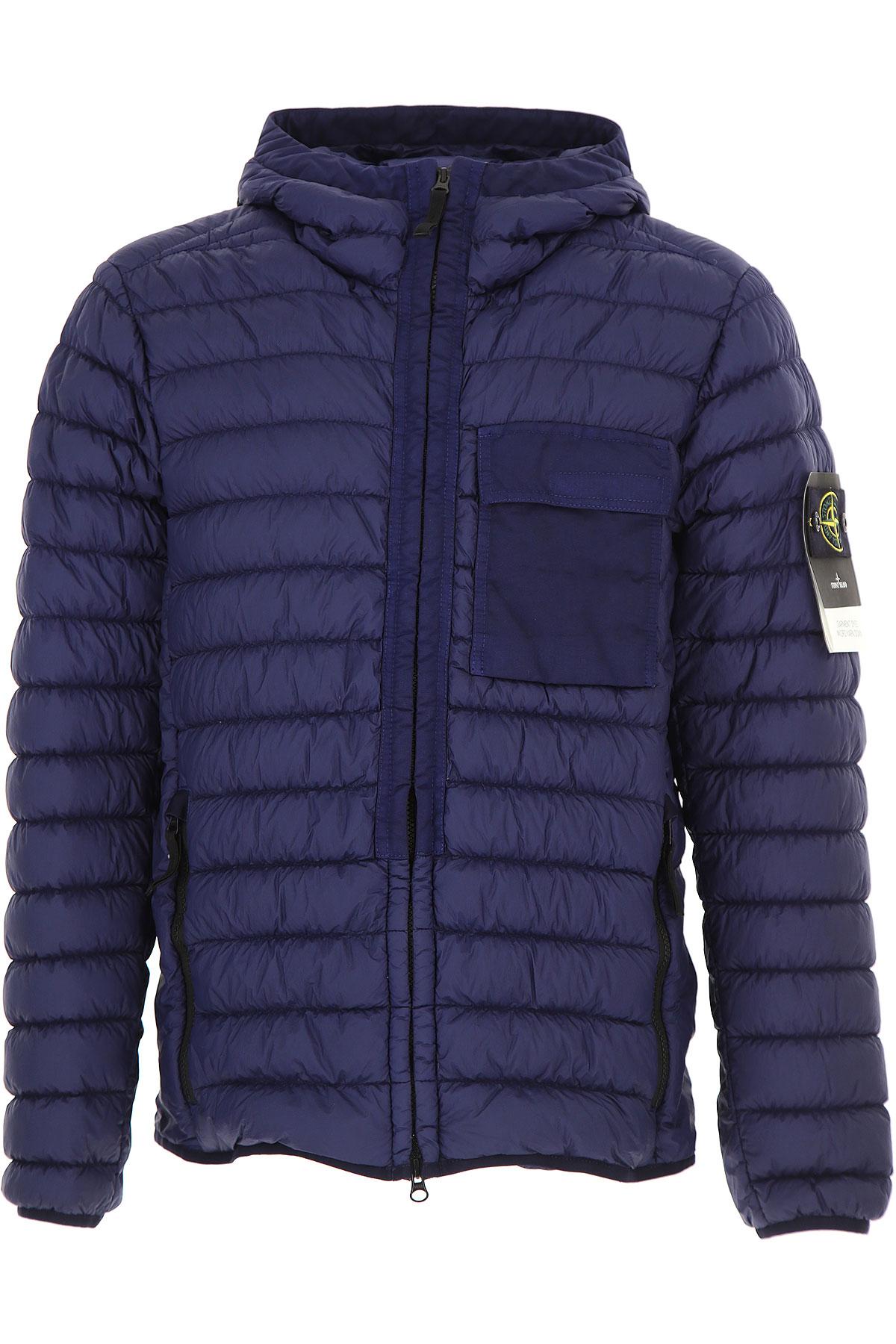 Image of T-Jacket Blazer for Men, Sport Coat, Ink, Cotton, 2017, L M XL
