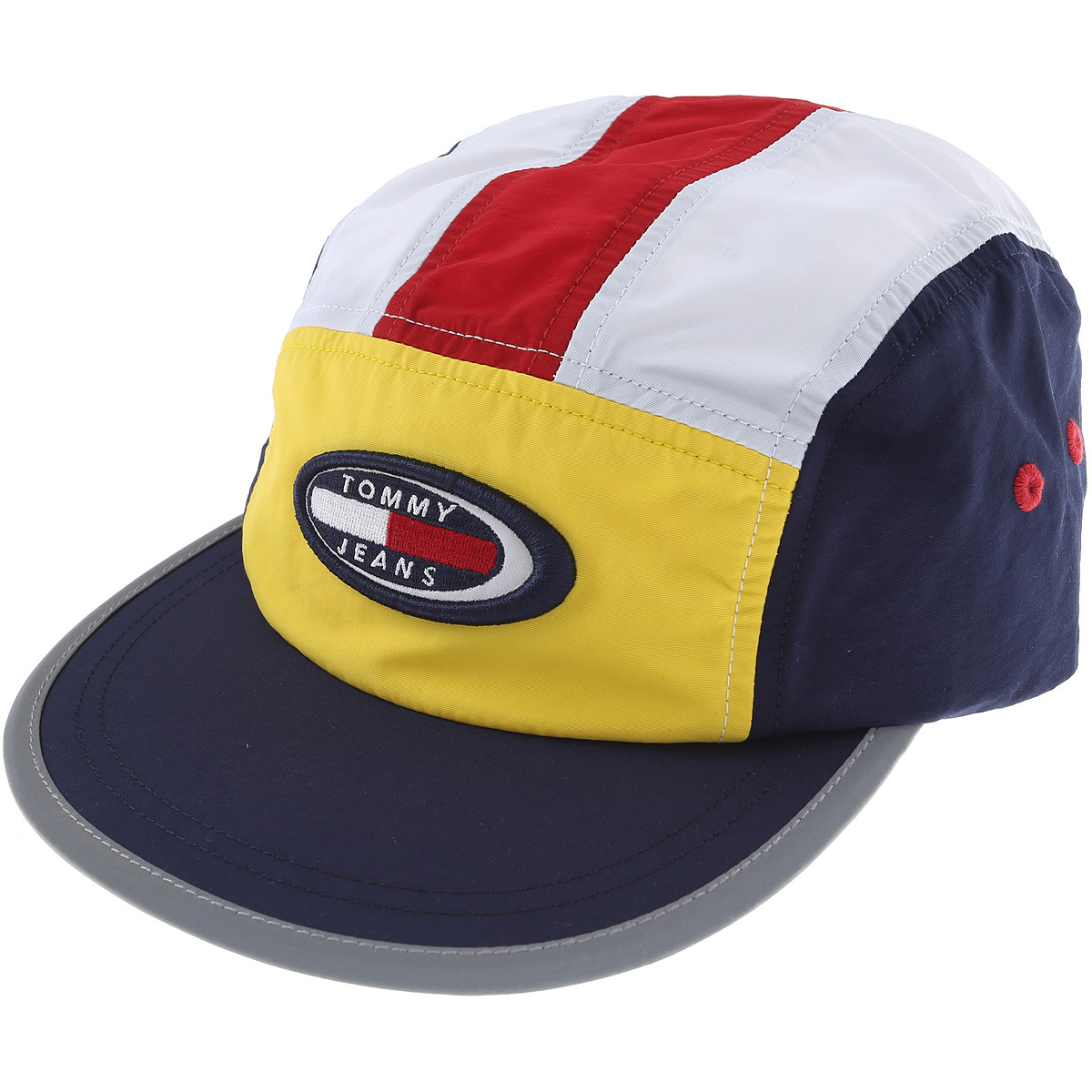 Tommy Hilfiger Hat for Women On Sale, Multicolor, Nylon, 2019