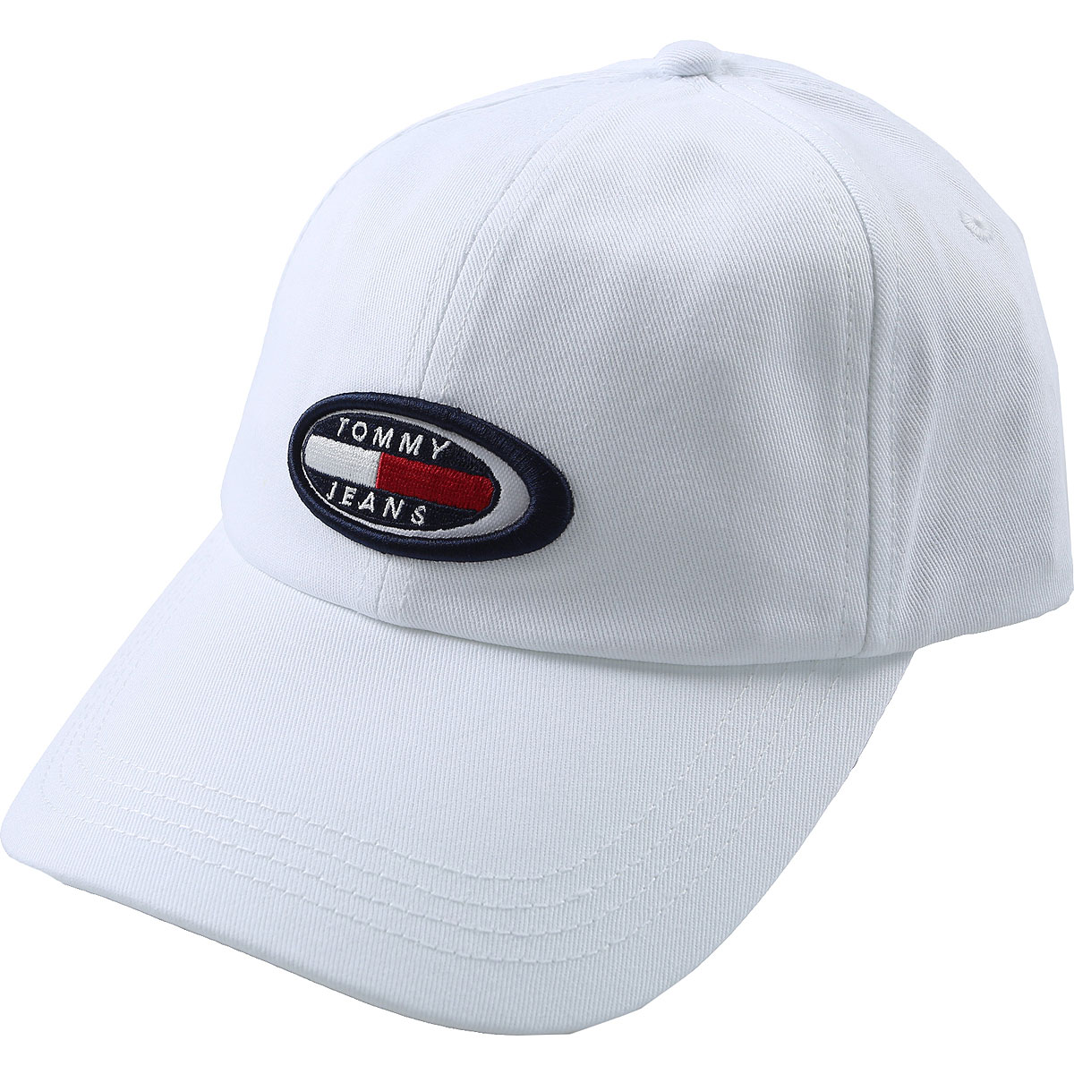Tommy Hilfiger Hat for Women On Sale, White, Cotton, 2019