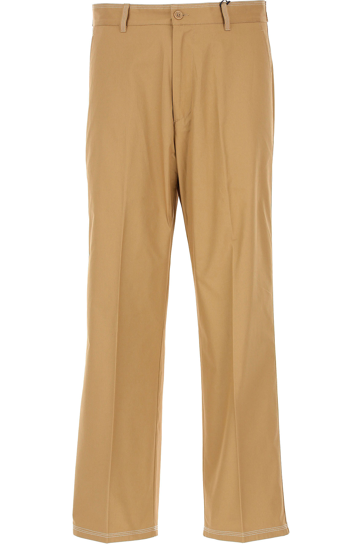 Tommy Hilfiger Pants for Men On Sale in Outlet, cappuccino, Cotton, 2019, 30 31 32