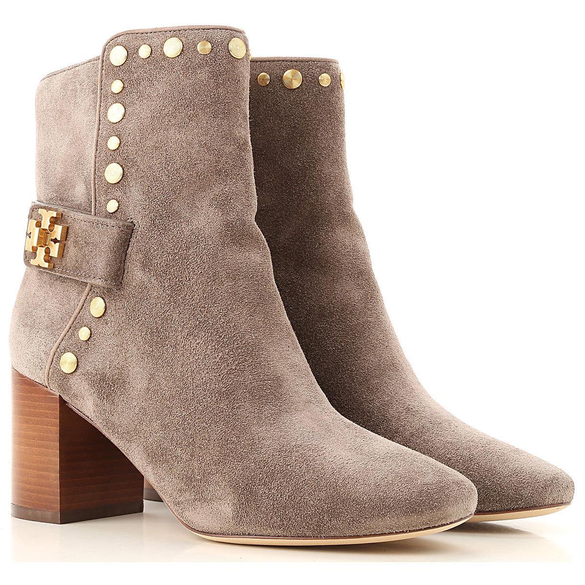 Tory Burch Boots for Women, Booties On Sale, Sand, Suede leather, 2019, 10 11 5 6 7 8.5 9