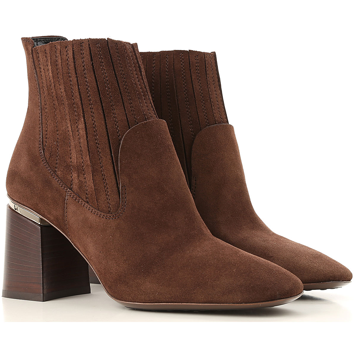 Tods Boots for Women, Booties On Sale, Brown, suede, 2019, 6 6.5 7 8.5 9