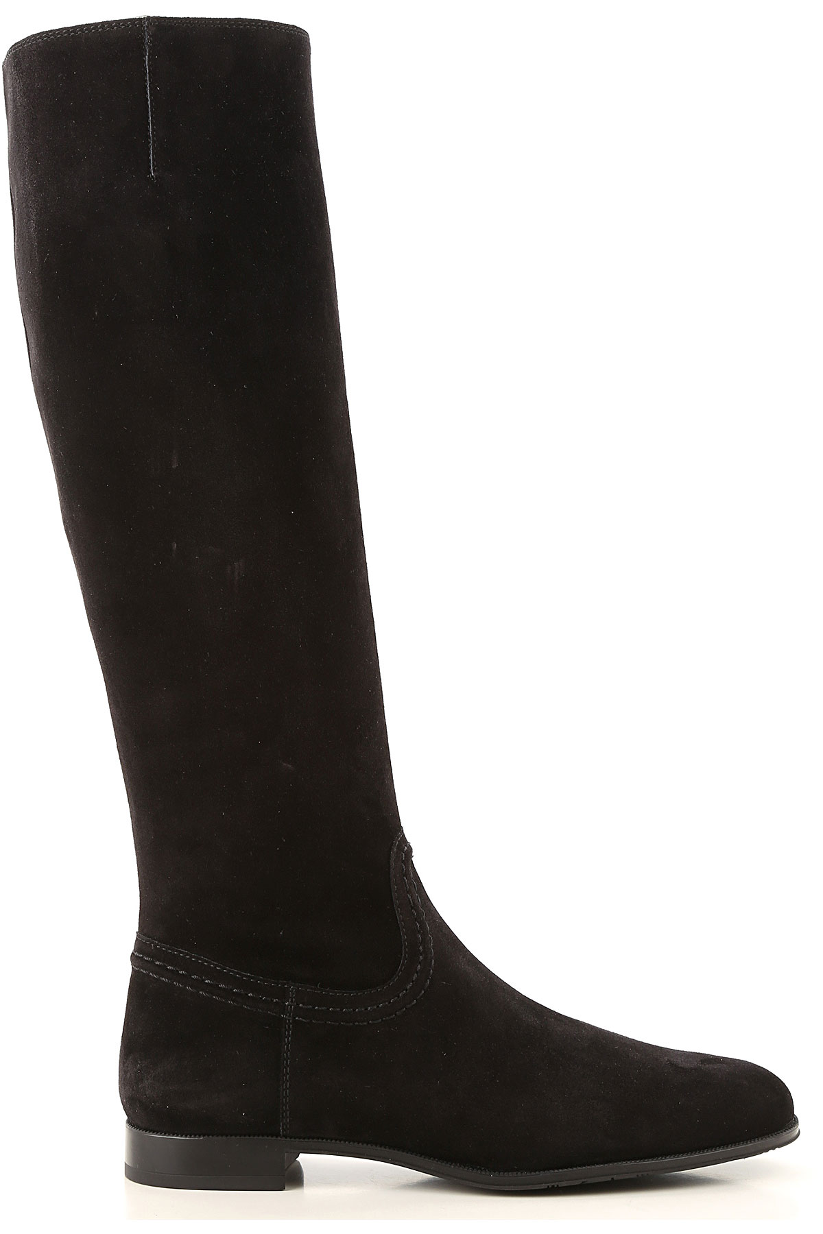 Tods Boots for Women, Booties On Sale, Black, suede, 2019, 10 6 6.5 7 8 9