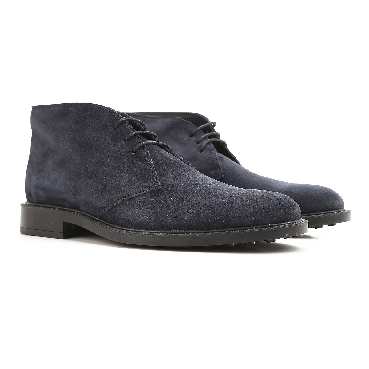 Tods Boots for Men, Booties On Sale, Midnight Blue, Suede leather, 2019, 10 10.5 11 12 6 6 6 6.5 7 7.5 8 8.5 9 9.5