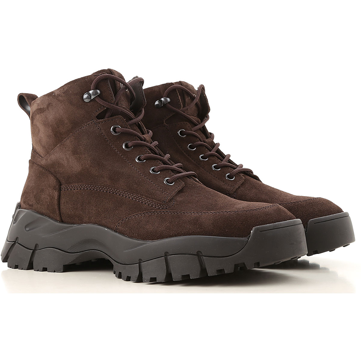 Tods Boots for Men, Booties On Sale in Outlet, Dark Brown, Suede leather, 2019, 10 10.5 12 7 8 8.5 9 9.5