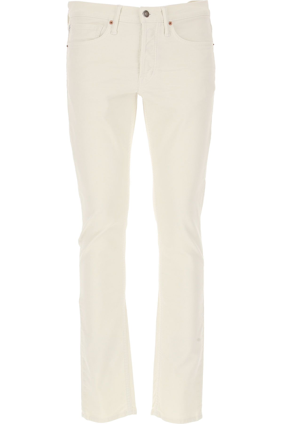 Image of Tom Ford Jeans, White, Cotton, 2017, 30 32 33 34 36