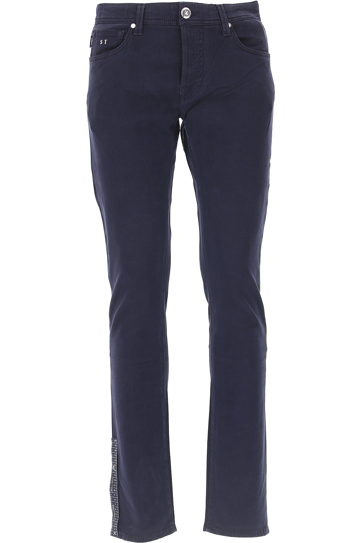 Tramarossa Jeans On Sale in Outlet, navy, Cotton, 2019, 31 34 35