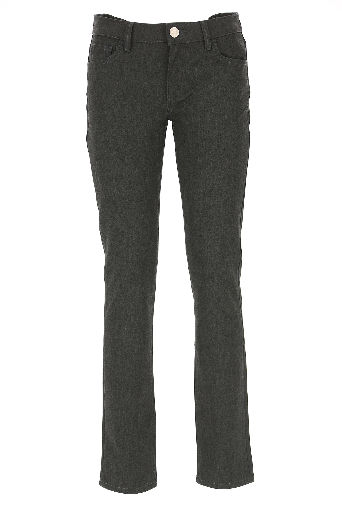 Trussardi Pants for Women On Sale in Outlet, Grey, polyester, 2019, 28 32