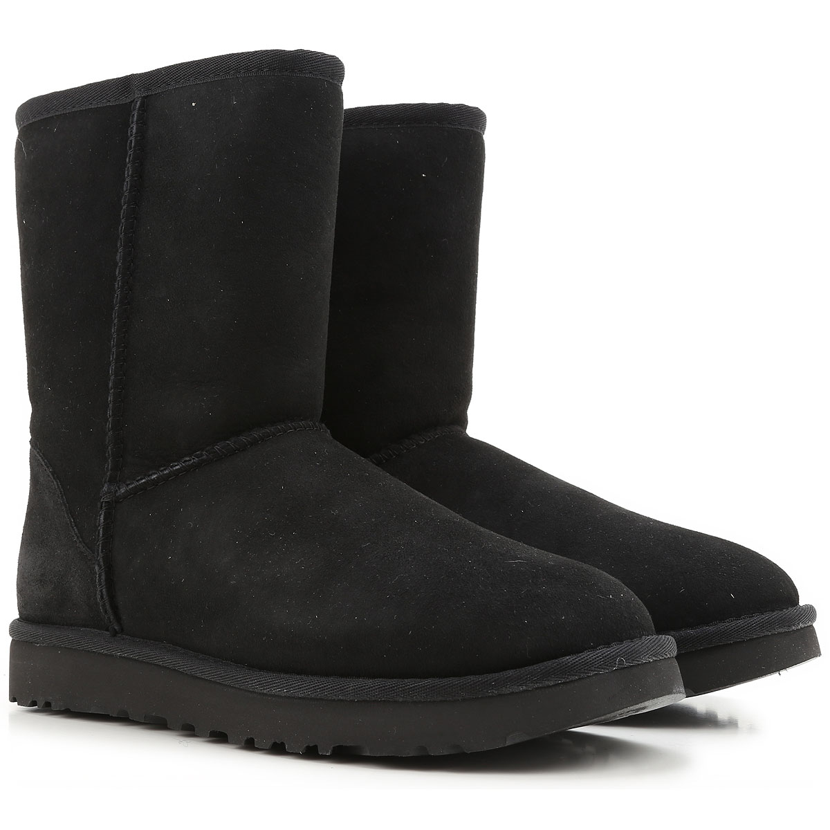 Image of UGG Boots for Women, Booties, Black, suede, 2017, USA 5 UK 3 5 EU 36 JAPAN 220 USA 6 UK 4 5 EU 37 JAPAN 230 USA 7 UK 5 5 EU 38 JAPAN 240 USA 8 UK 6 5 EU 39 JAPAN 250 USA 9 UK 7 5 EU 40 JAPAN 260 USA 10 UK 8 5 EU 41 JAPAN 270