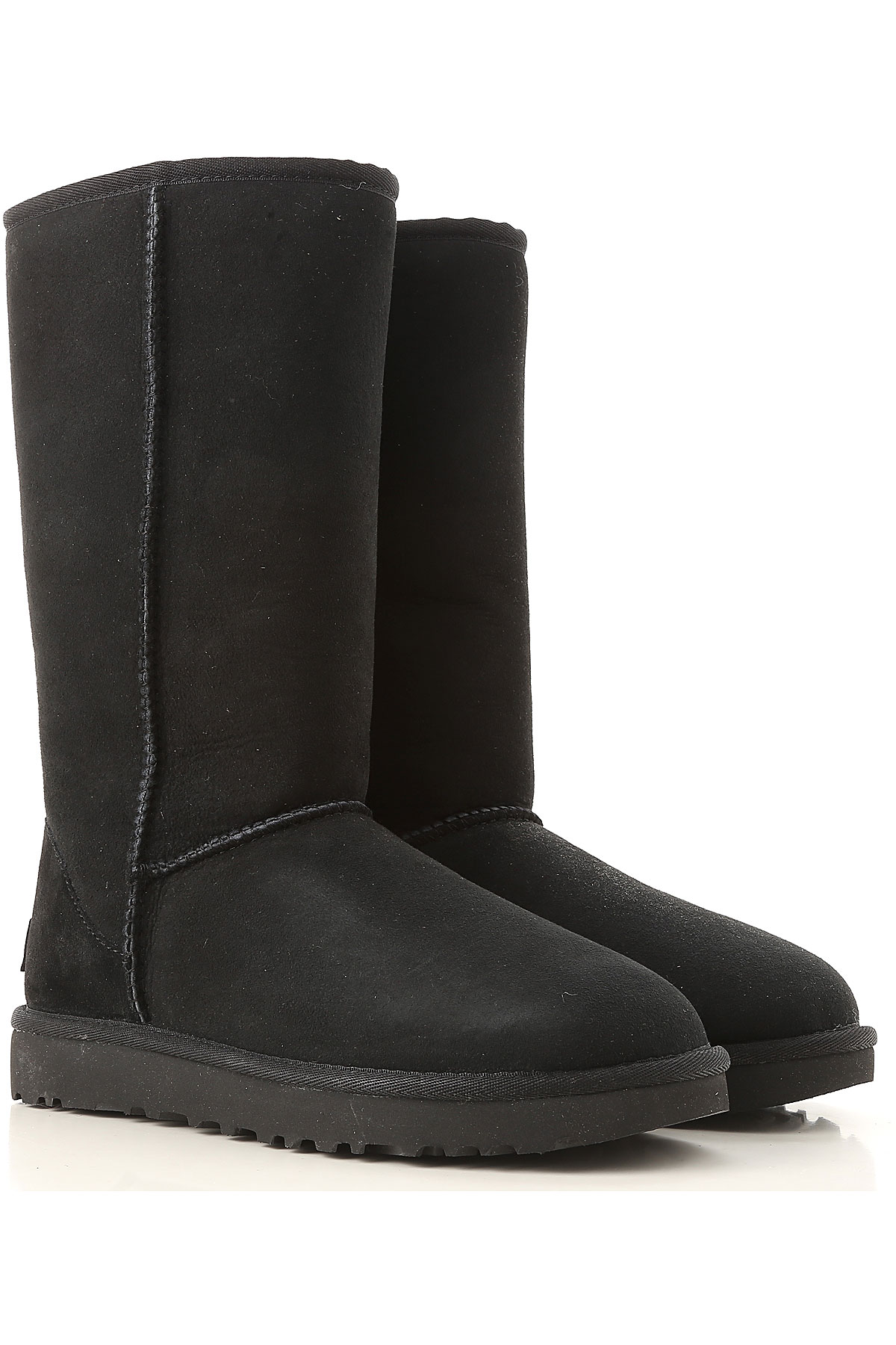 Image of UGG Boots for Women, Booties, Black, suede, 2017, USA 5 UK 3 5 EU 36 JAPAN 220 USA 6 UK 4 5 EU 37 JAPAN 230 USA 7 UK 5 5 EU 38 JAPAN 240 USA 8 UK 6 5 EU 39 JAPAN 250 USA 9 UK 7 5 EU 40 JAPAN 260