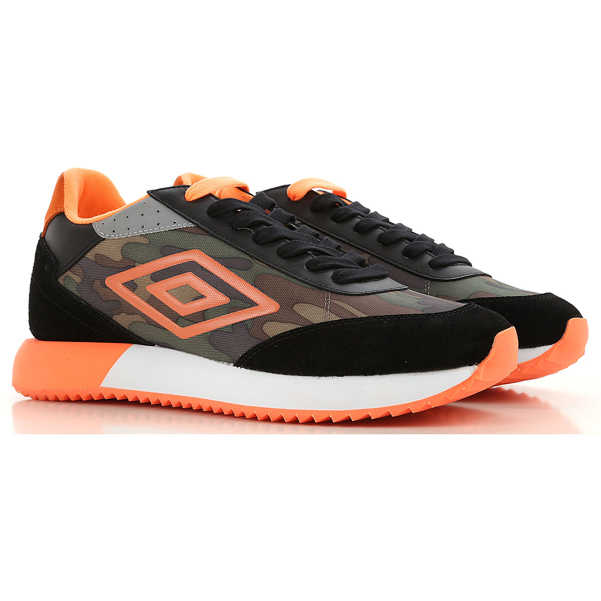 Image of Umbro Sneakers for Men, Orange, suede, 2017, 10 10.5 7.5 8 9