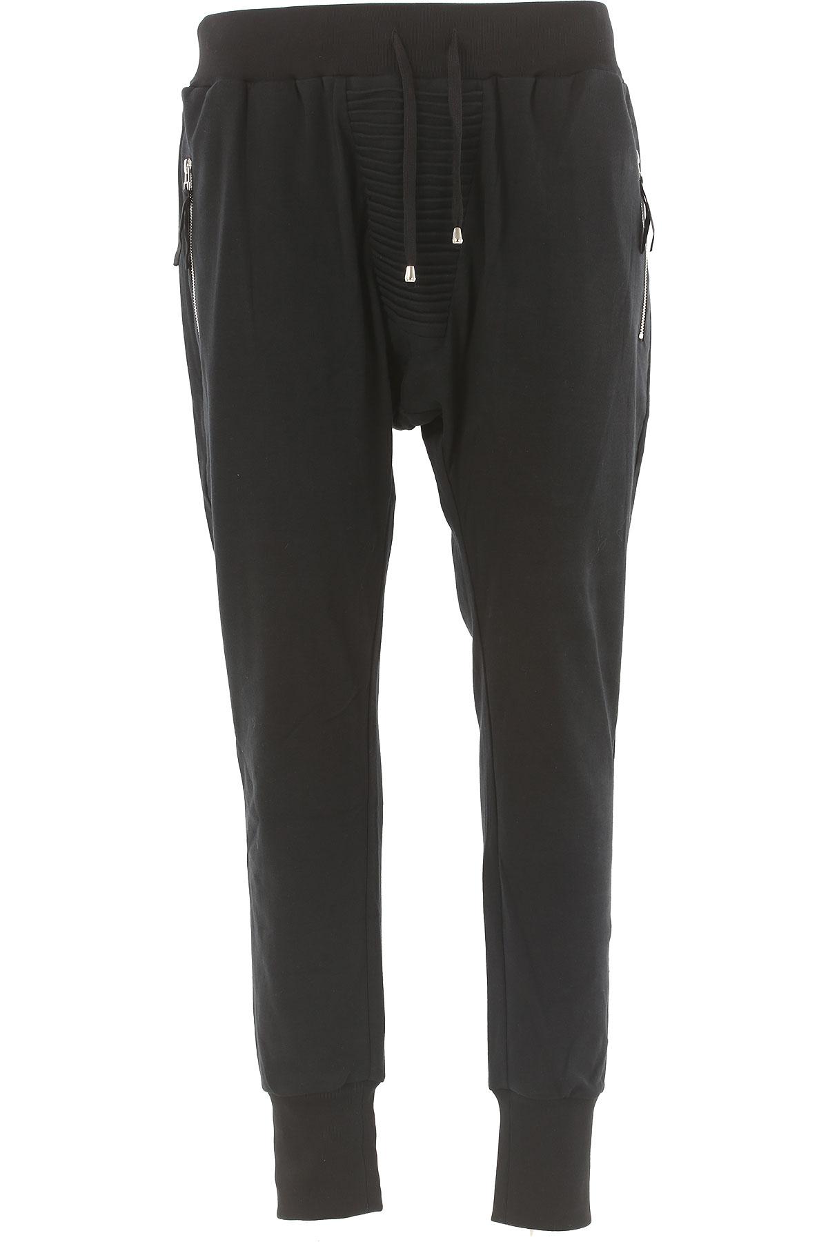 Image of Unconditional Mens Clothing On Sale, Black, Cotton, 2017, L M S XL