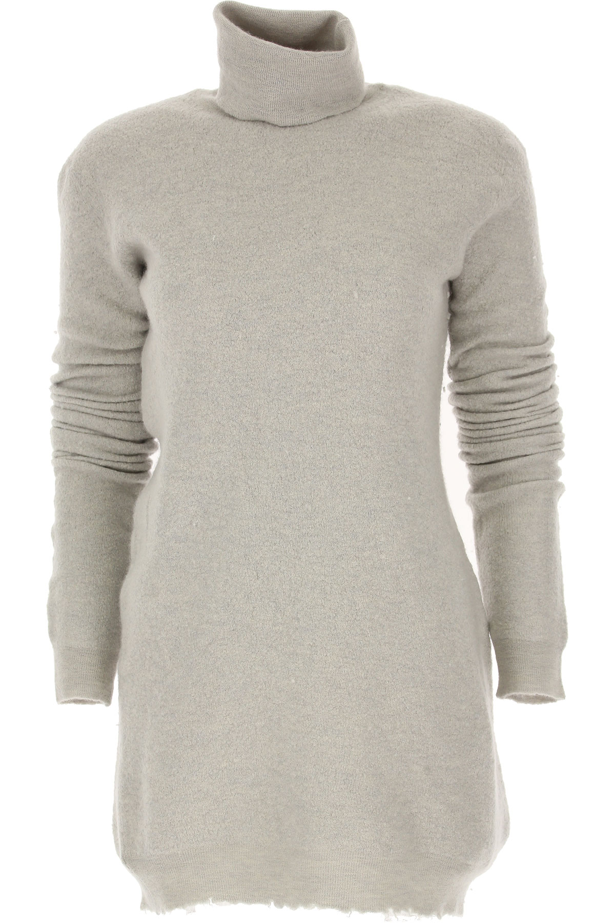 Image of Unravel Project Sweater for Women Jumper, Light Grey, Cashemere, 2017, 2 4 6