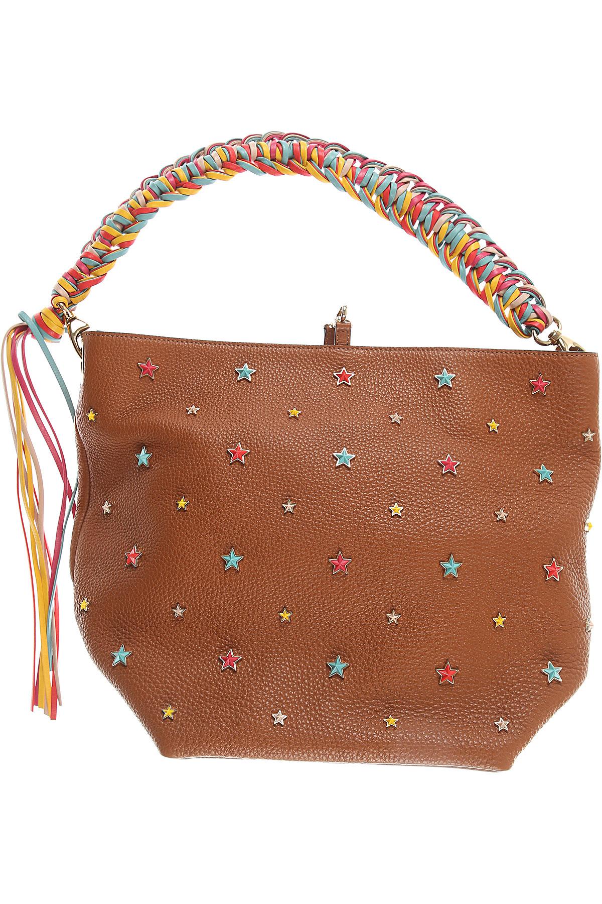 Valentino Top Handle Handbag On Sale, cuir, Leather, 2017 USA-466613