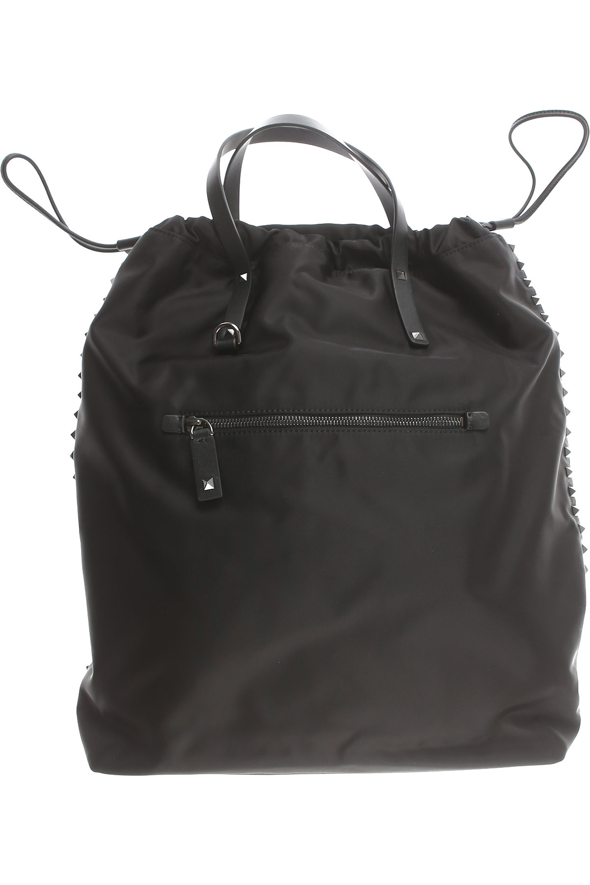Image of Valentino Totes, Black, 2017