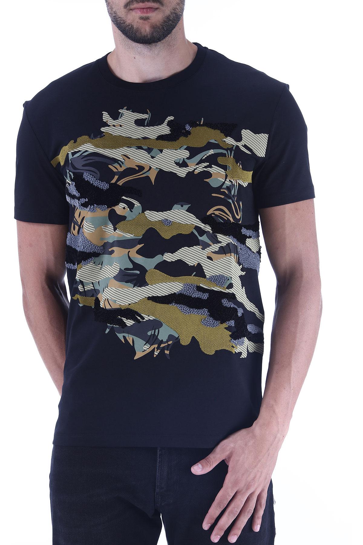 Versace t shirts herren