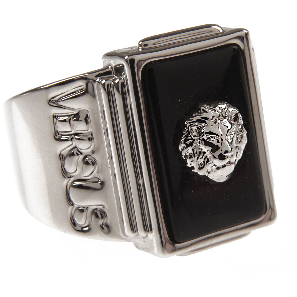 Image of Versace Ring for Men, Brass, 2017, Small Medium Large
