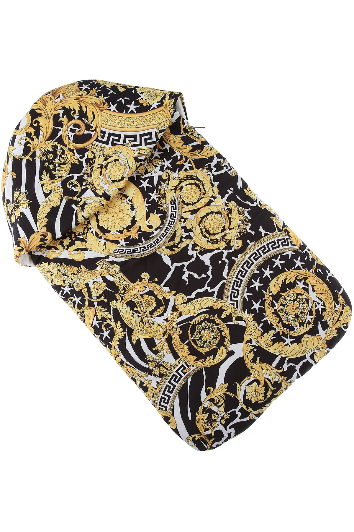 Versace Baby Bodysuits & Onesies for Boys On Sale, Black, Cotton, 2019