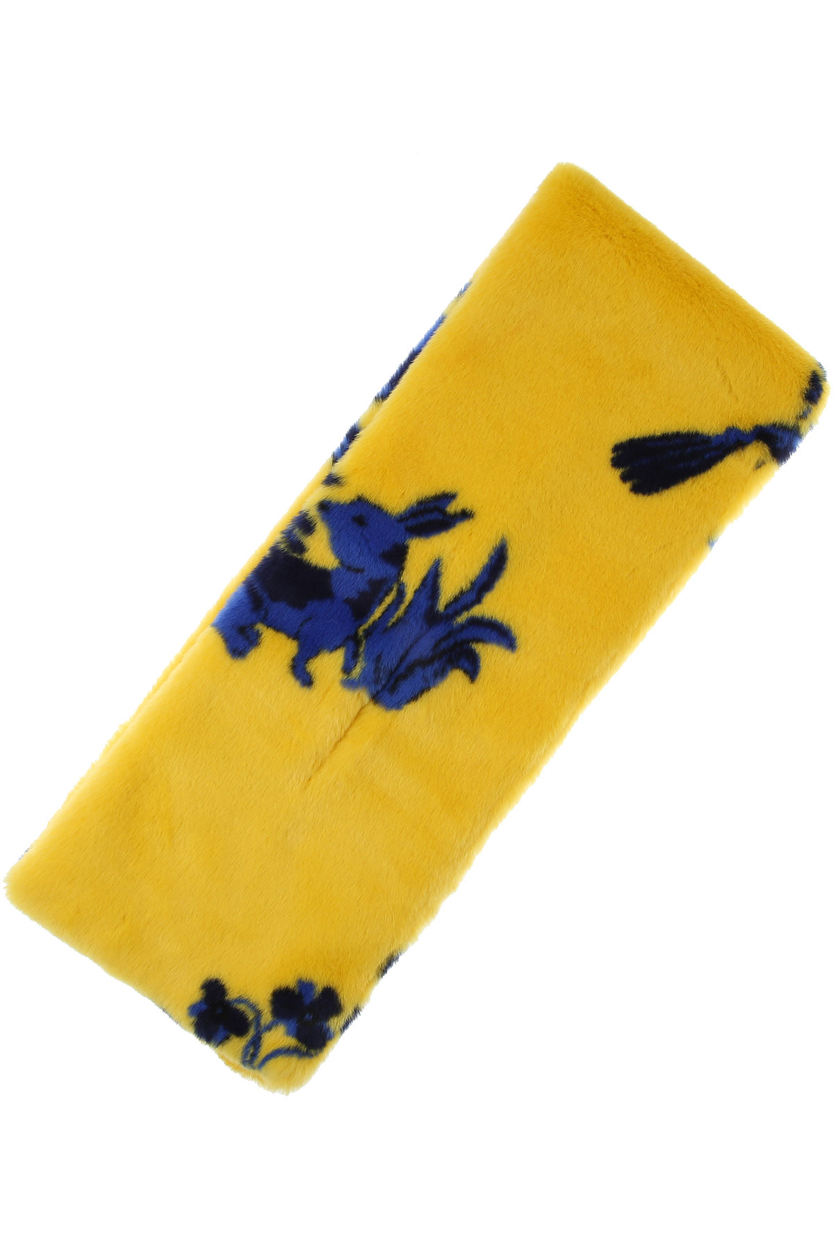 Vivetta Scarf for Women On Sale, Yellow, polyester, 2019
