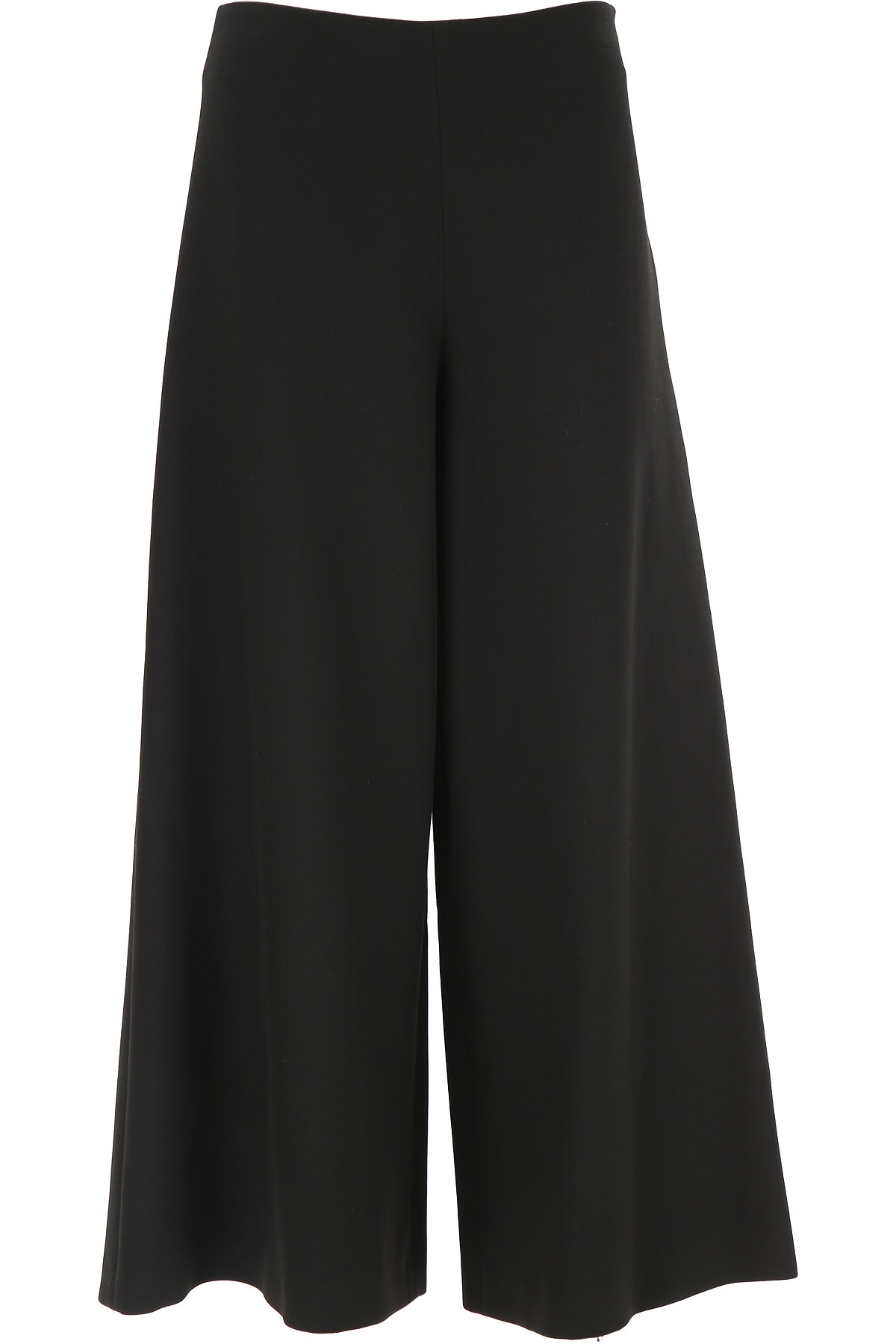 Vivetta Pants for Women On Sale, Black, polyester, 2019, 26 28 30