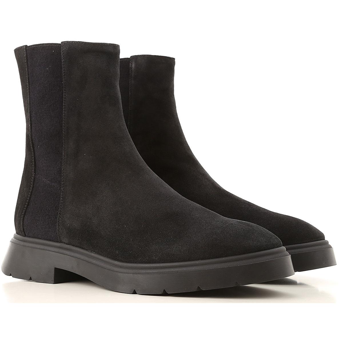 Stuart Weitzman Boots for Women, Booties On Sale, Black, Suede leather, 2019, US 5 (EU 35.5) US 5.5 (EU 36) US 6 (EU 36.5) US 8.5 (EU 39)