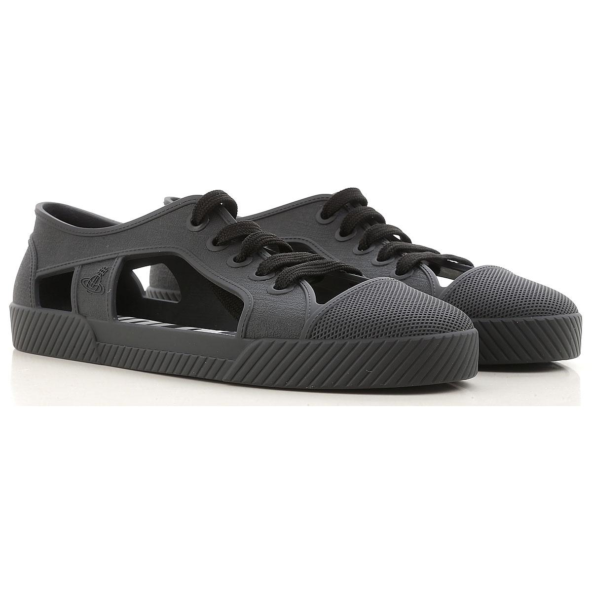 Vivienne Westwood Sneaker Femme, Melissa + Anglomania, Noir, Caoutchouc, 2017, 35 37 38 40