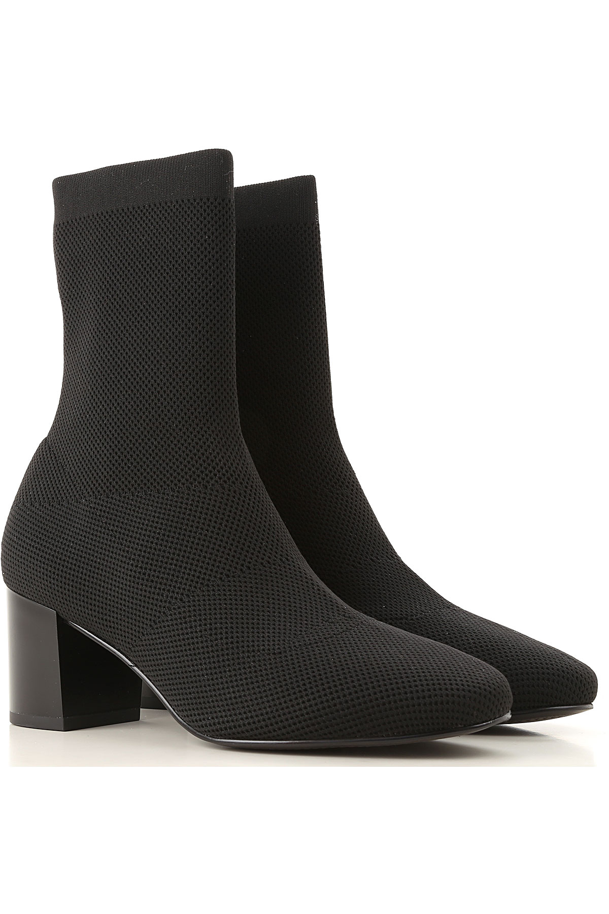 Image of What For Boots for Women, Booties, Black, Fabric, 2017, 10 11 6 7 8 9