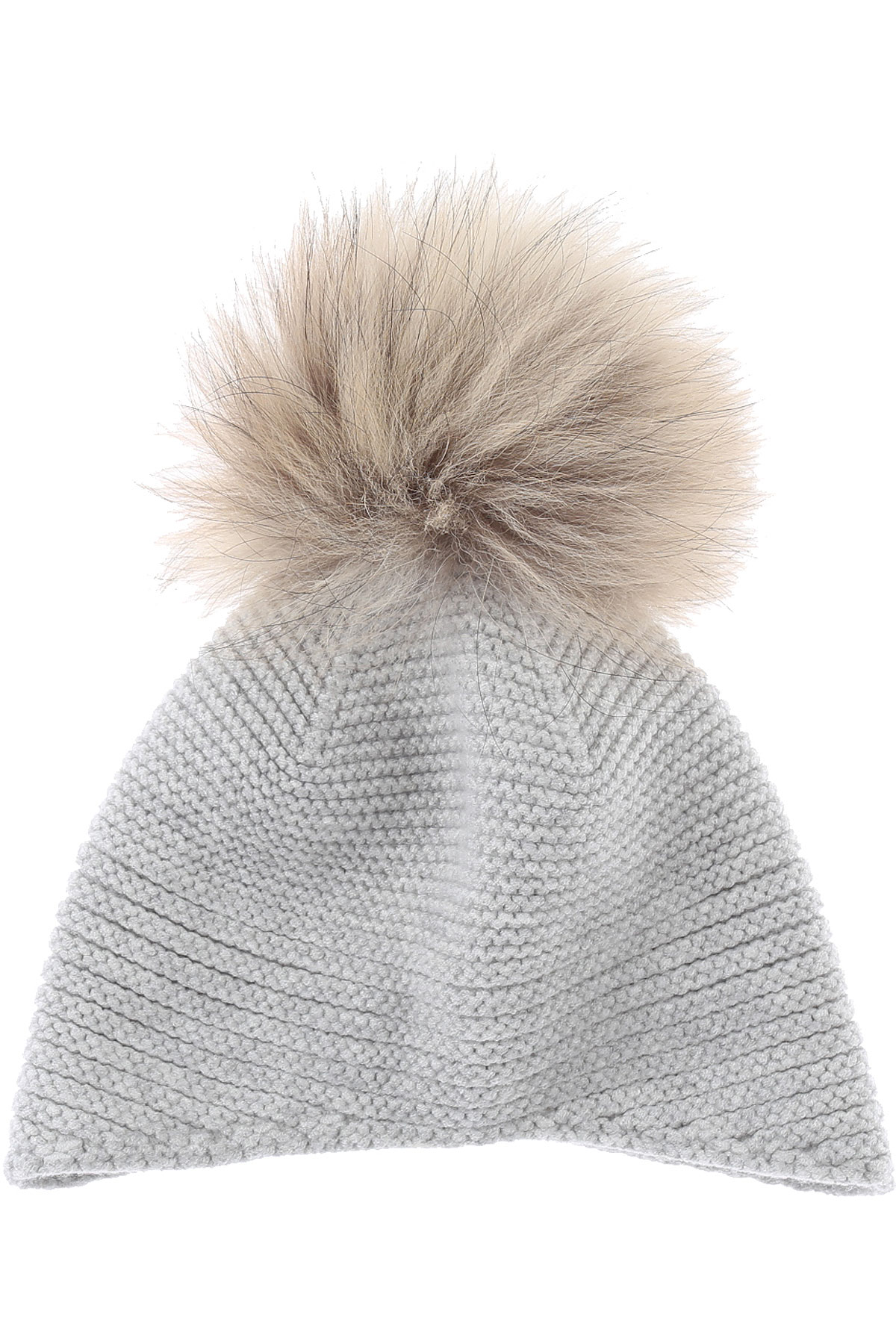 Woolrich Baby Hats for Girls On Sale, Grey Light, polyamide, 2019, 24M 36M