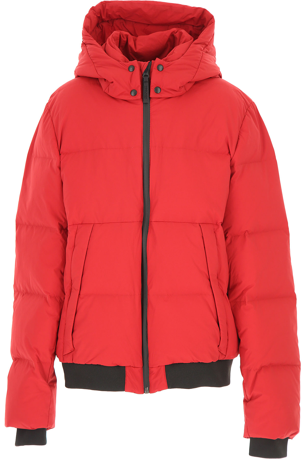 Image of Woolrich Boys Down Jacket for Kids, Puffer Ski Jacket, Red, polyamide, 2017, 10Y 14Y 8Y