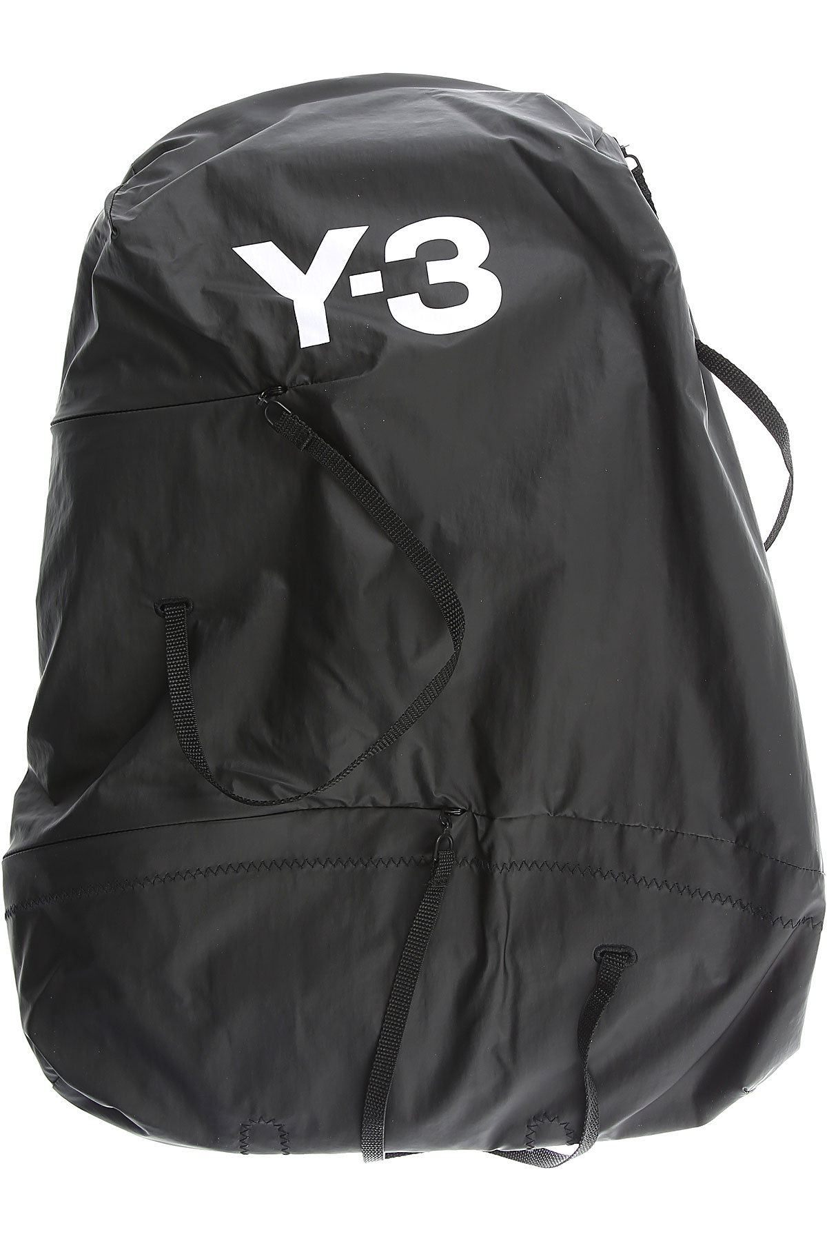 Y3 by Yohji Yamamoto Sac à Dos Homme, Noir, Nylon, 2017