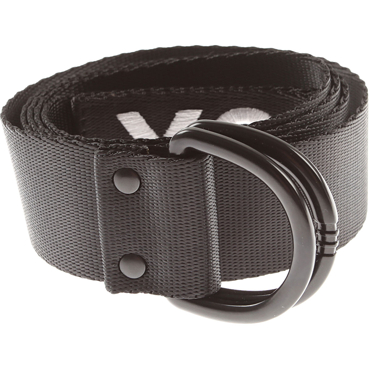 Image of Y3 by Yohji Yamamoto Belts, Black, polyester, 2017, M S
