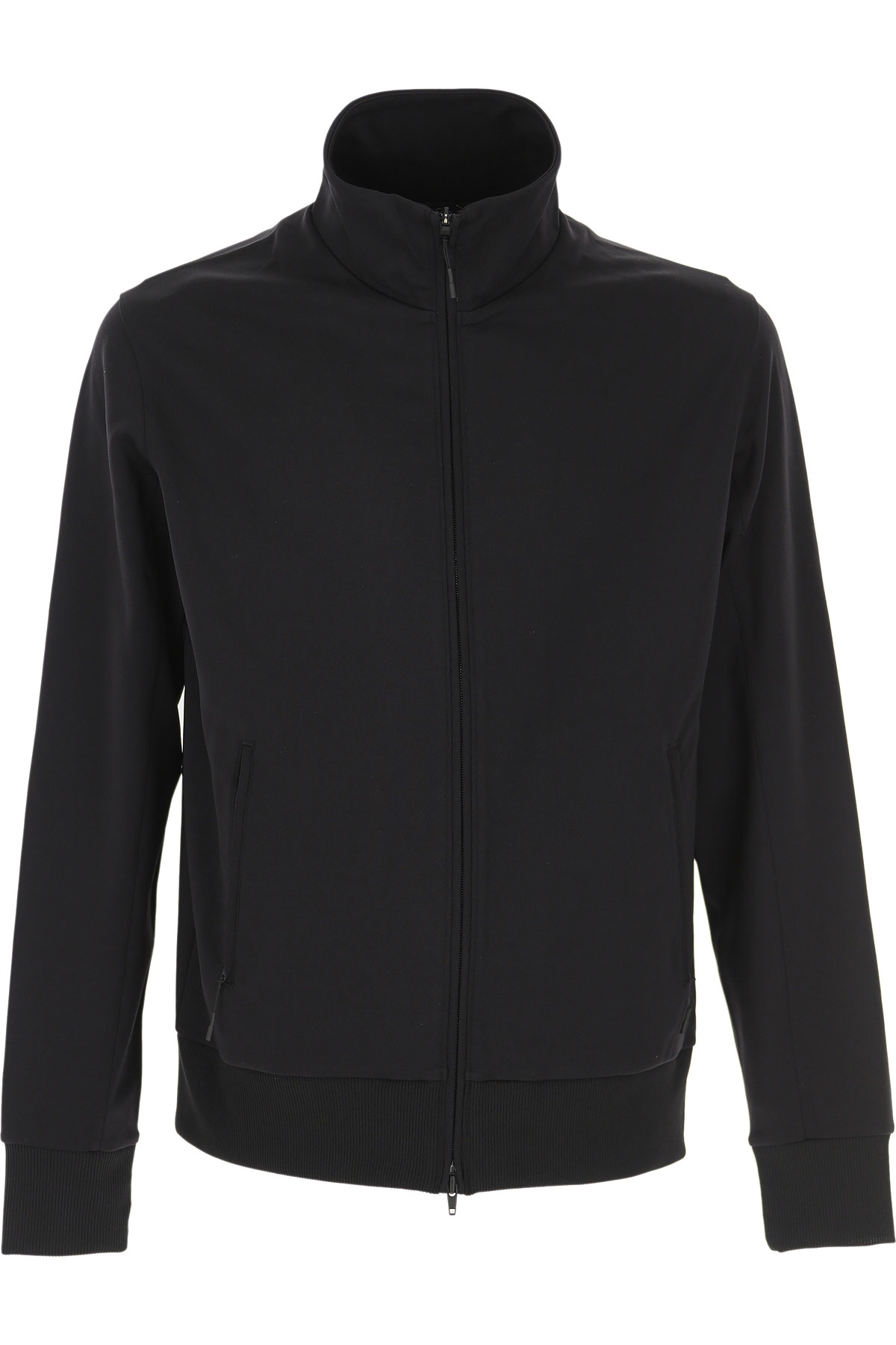 Y3 by Yohji Yamamoto Sweatshirt for Men On Sale, Black, polyamide, 2019, M S