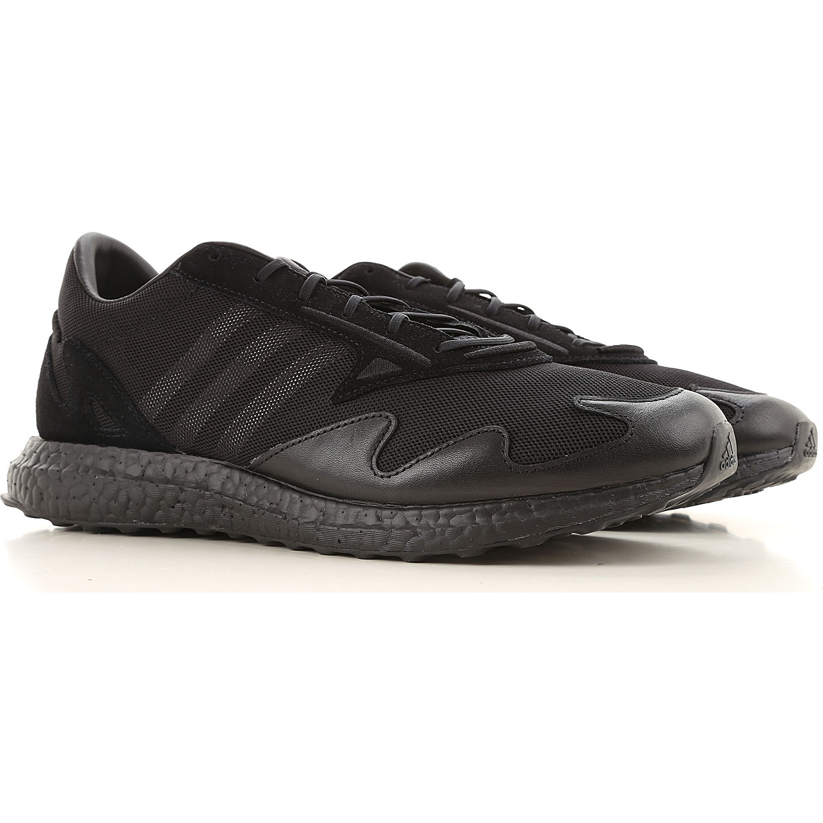 Y3 by Yohji Yamamoto Sneakers for Men On Sale, Black, Leather, 2019, 11 12 8 8.5 9 9.5