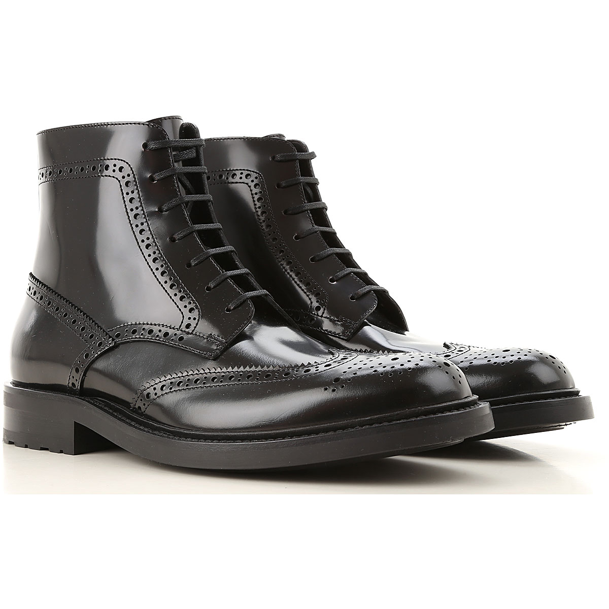 Yves Saint Laurent Boots for Men, Booties On Sale, Black, Leather, 2019, 10 10.25 6.5 7 7.75 8 8.5 9 9.5