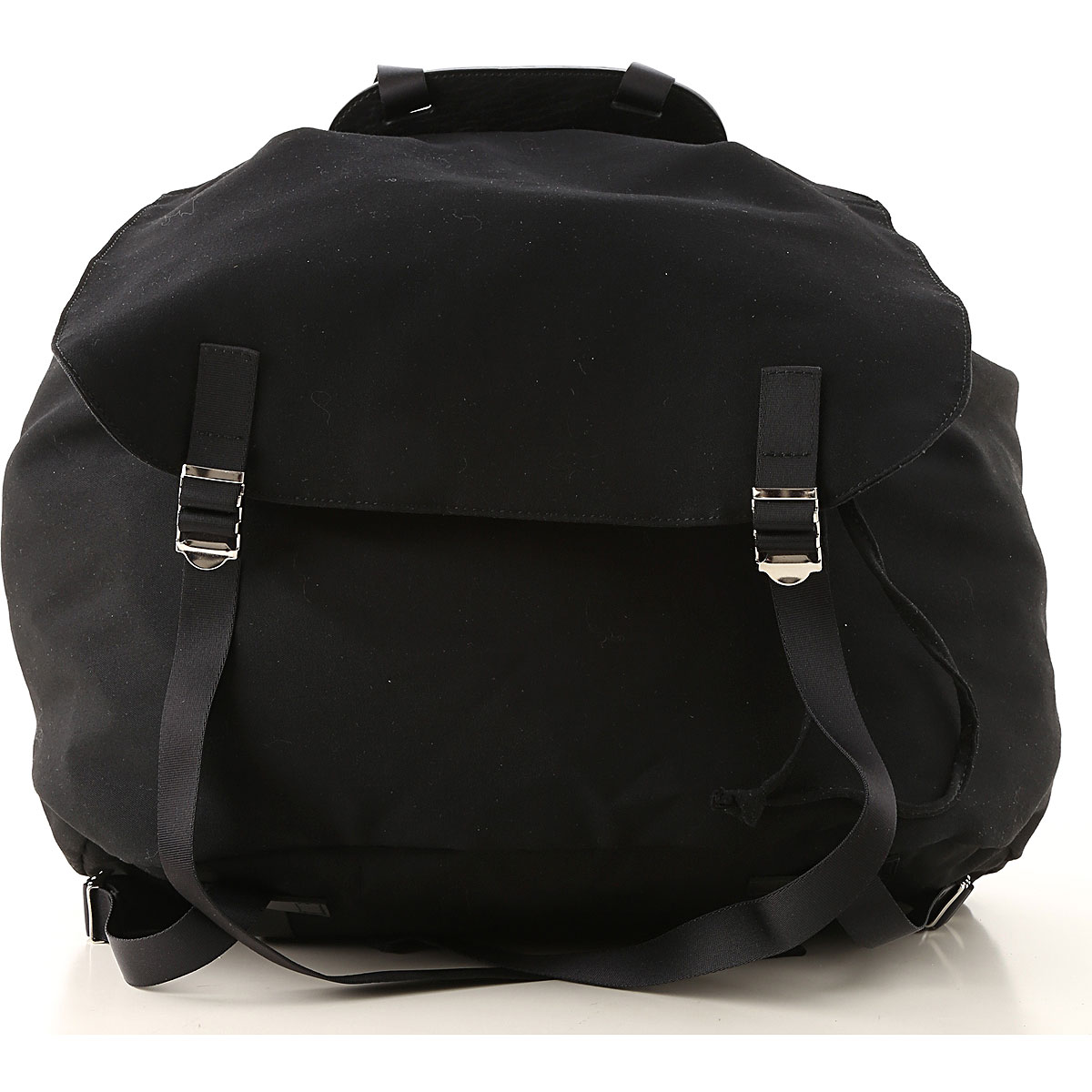 Ys Yohji Yamamoto Backpack for Women On Sale, Black, Canvas, 2019