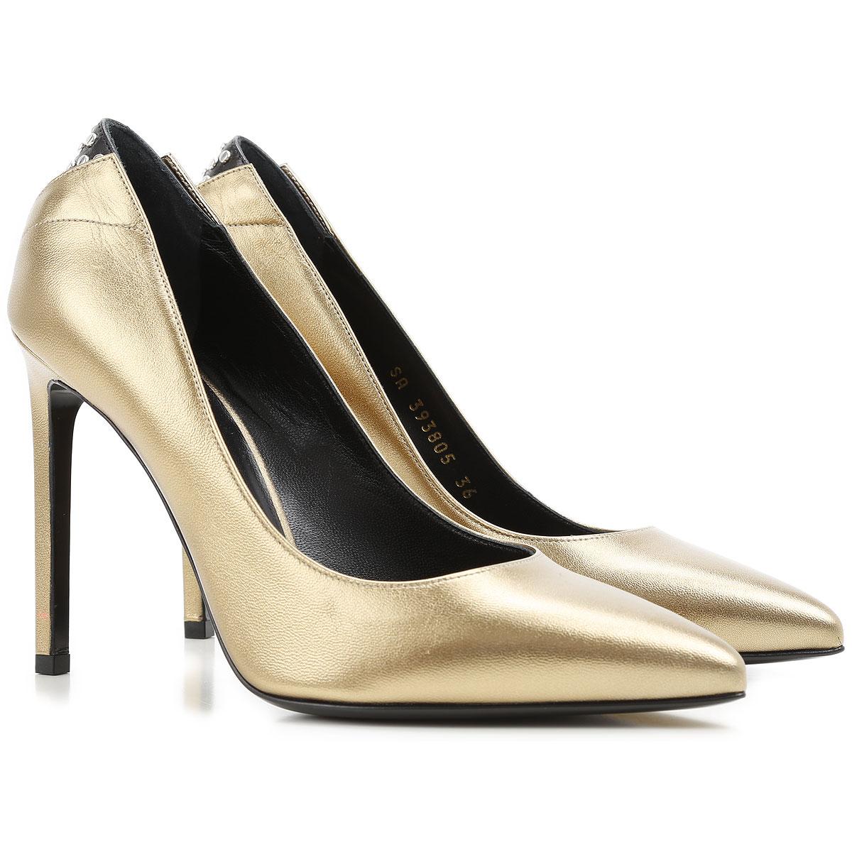 chaussures femme yves saint laurent code produit 393805. Black Bedroom Furniture Sets. Home Design Ideas