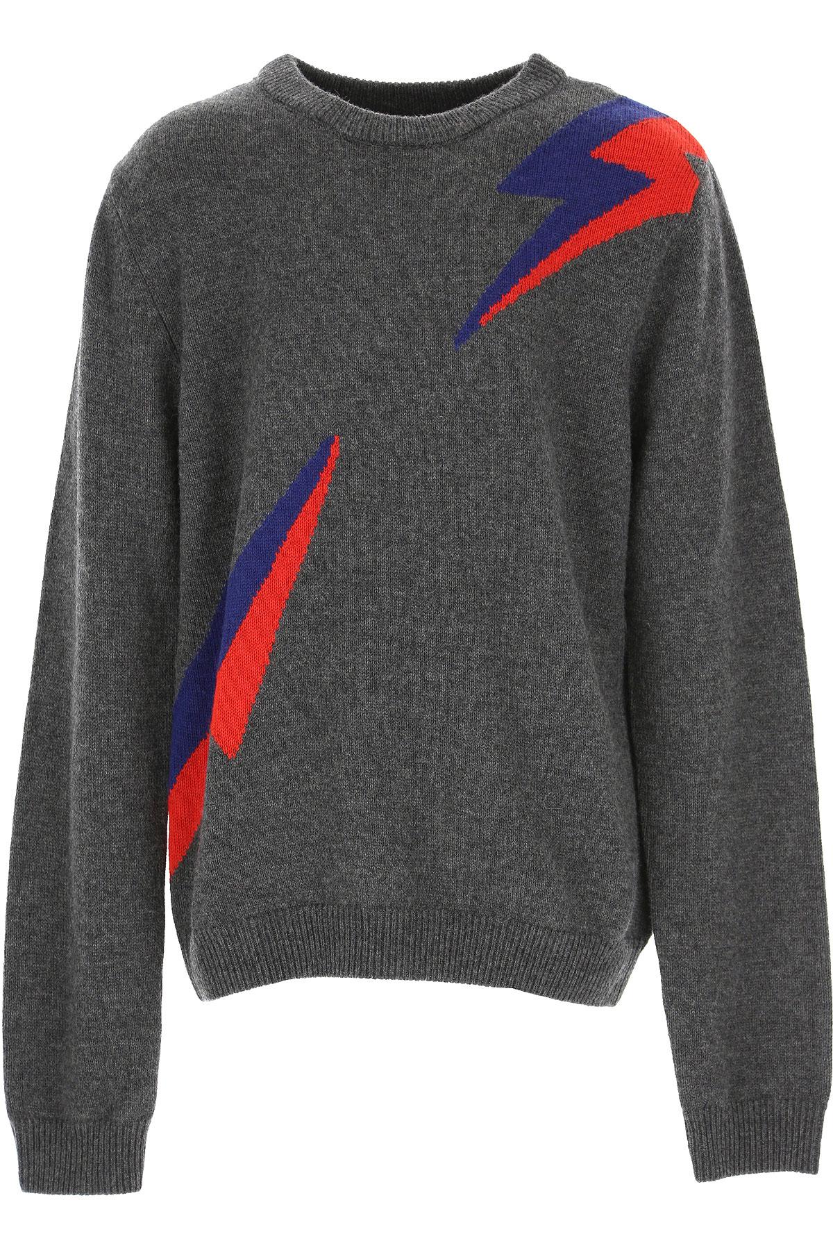Zadig & Voltaire Kids Sweaters for Boys On Sale, Dark Grey, Wool, 2019, 10Y 12Y 14Y 16Y 8Y