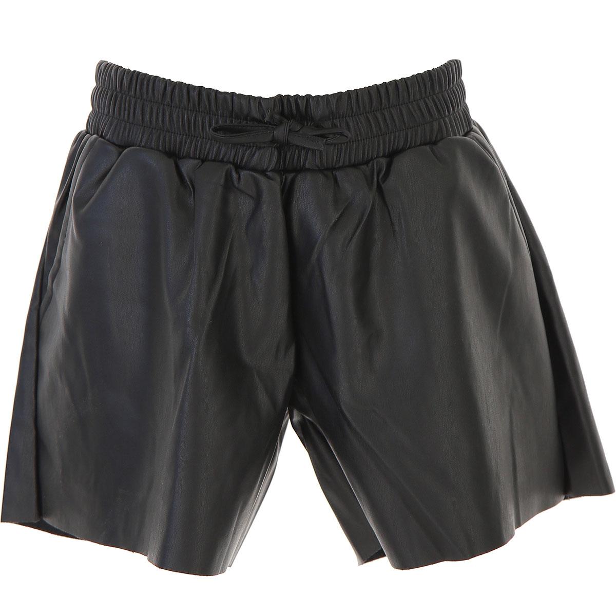 Zadig & Voltaire Kids Shorts for Girls On Sale, Black, polyester, 2019, 10Y 12Y 14Y 16Y 8Y