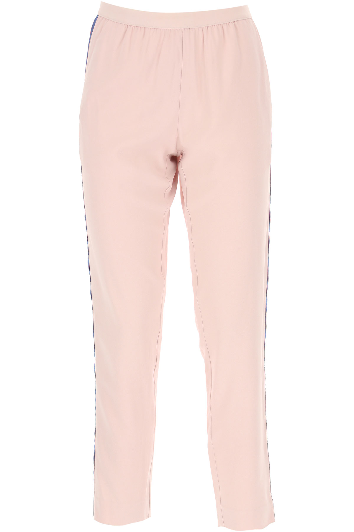 Zadig & Voltaire Pants for Women On Sale, Pale Pink, acetate, 2019, 26 28