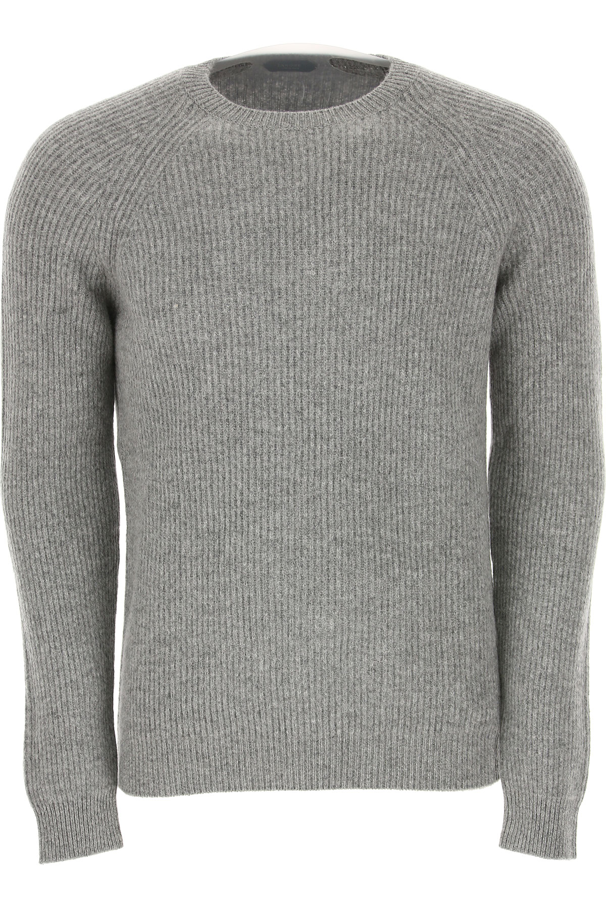 Image of Zanone Sweater for Men Jumper, Grey, Wool, 2017, L XL XXL XXXL