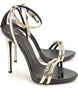 Giuseppe Zanotti Womens Shoes - COLINE  - CLICK FOR MORE DETAILS