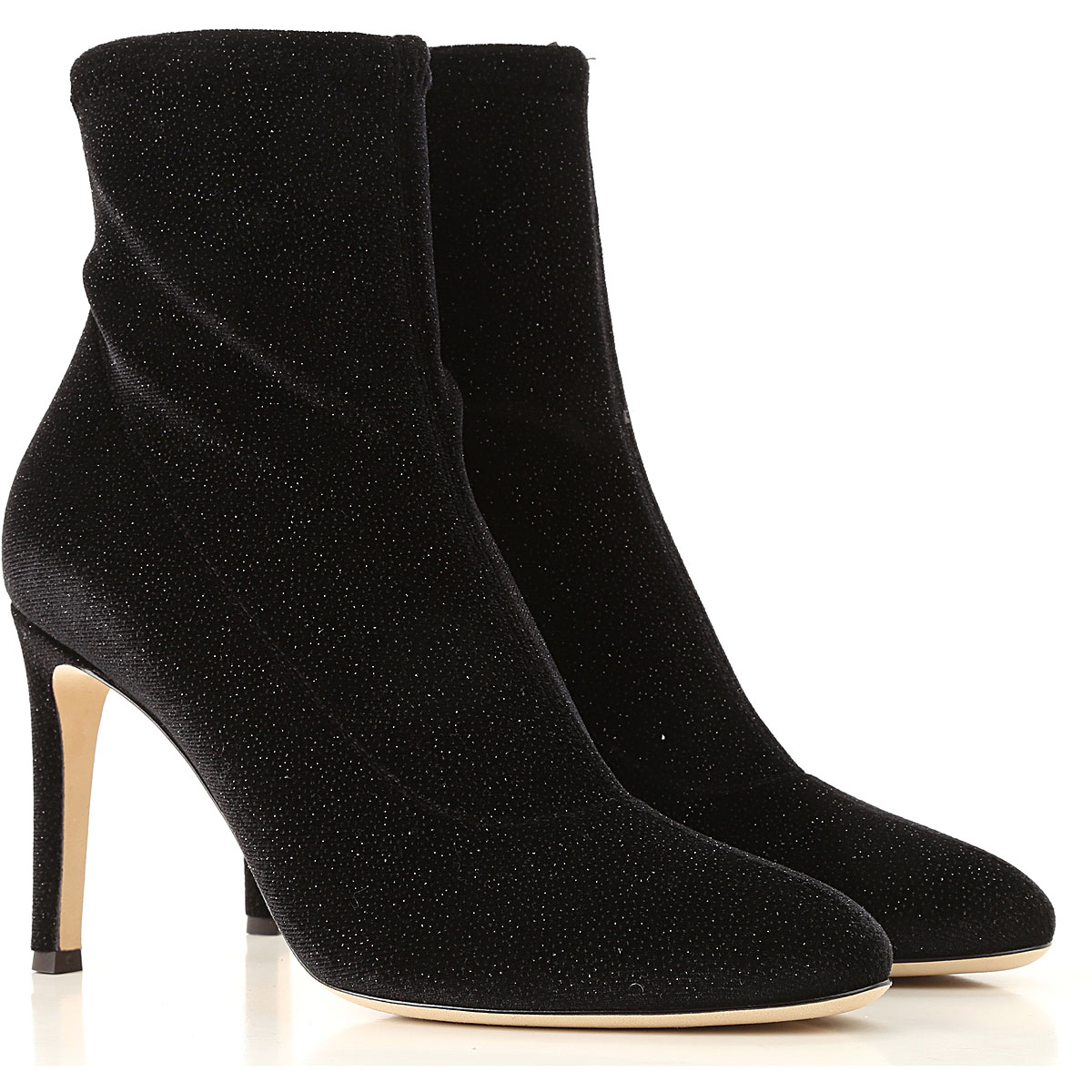 Image of Giuseppe Zanotti Design Boots for Women, Booties, Black, Leather, 2017, 10 6 6.5 7 8 8.5 9 9.5