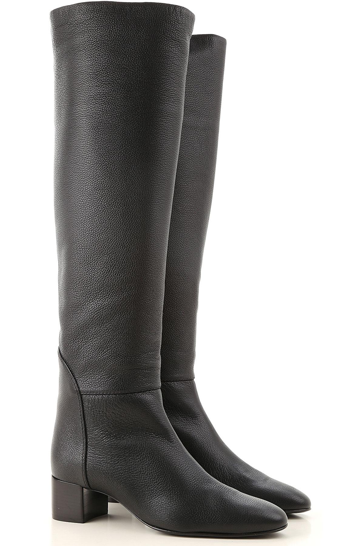 Giuseppe Zanotti Design Boots for Women, Booties On Sale, Black, 2019, 10 11 6