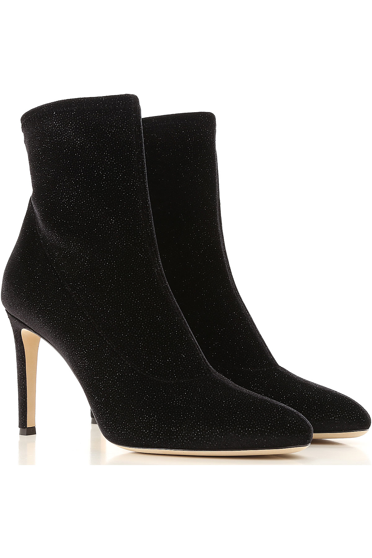 Image of Giuseppe Zanotti Design Boots for Women, Booties, Black, 2017, 6 7 8