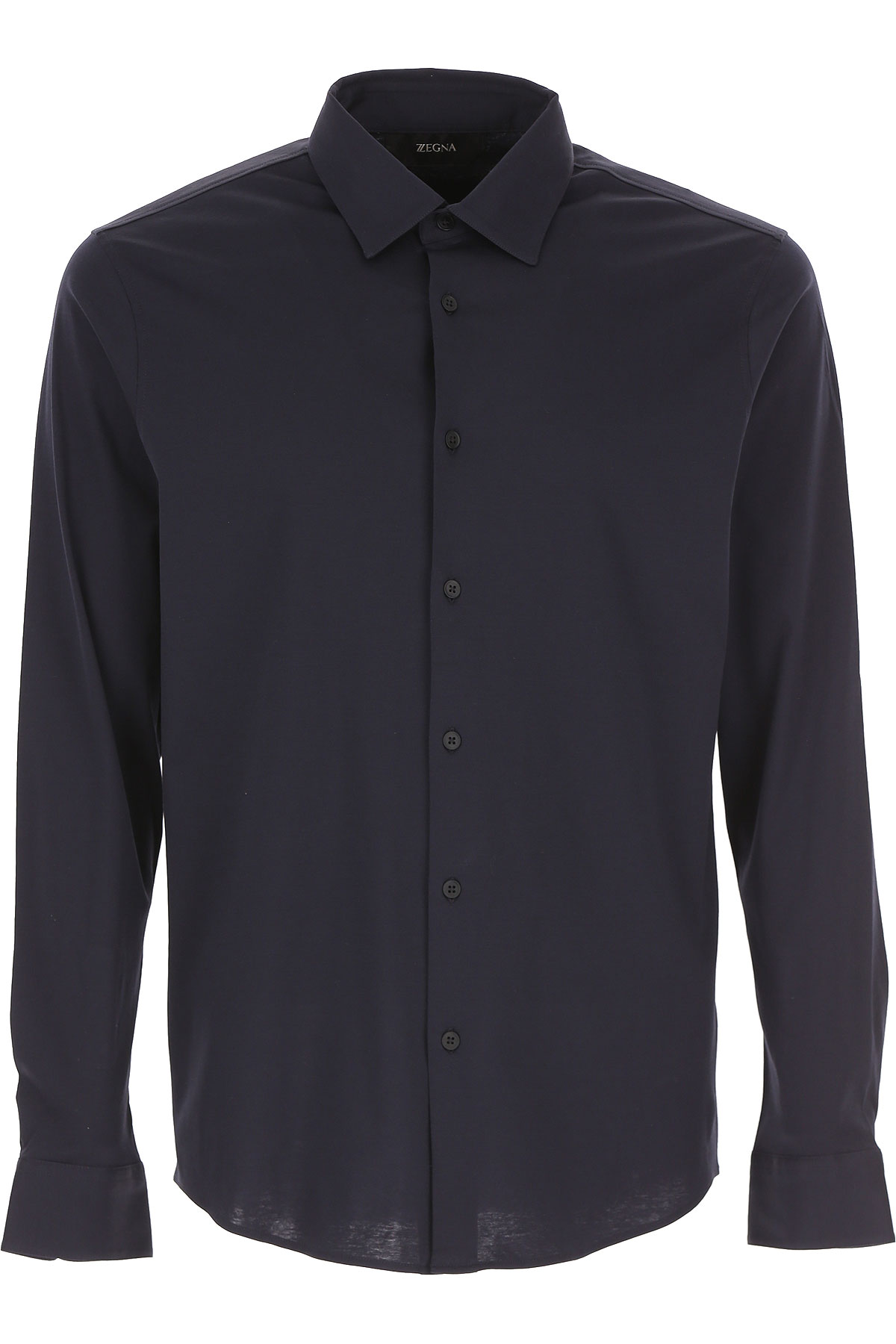 Ermenegildo Zegna Mens Clothing On Sale, Navy Blue, Cotton, 2019, L M S XL XXL XXXL