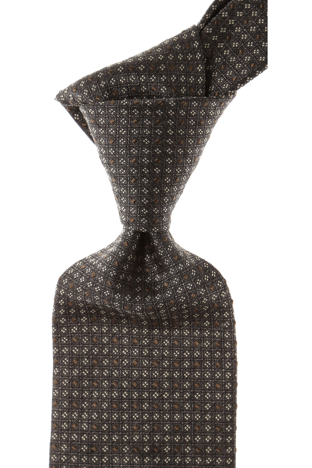Ermenegildo_Zegna_Ties_On_Sale_Anthracite_Silk_2019