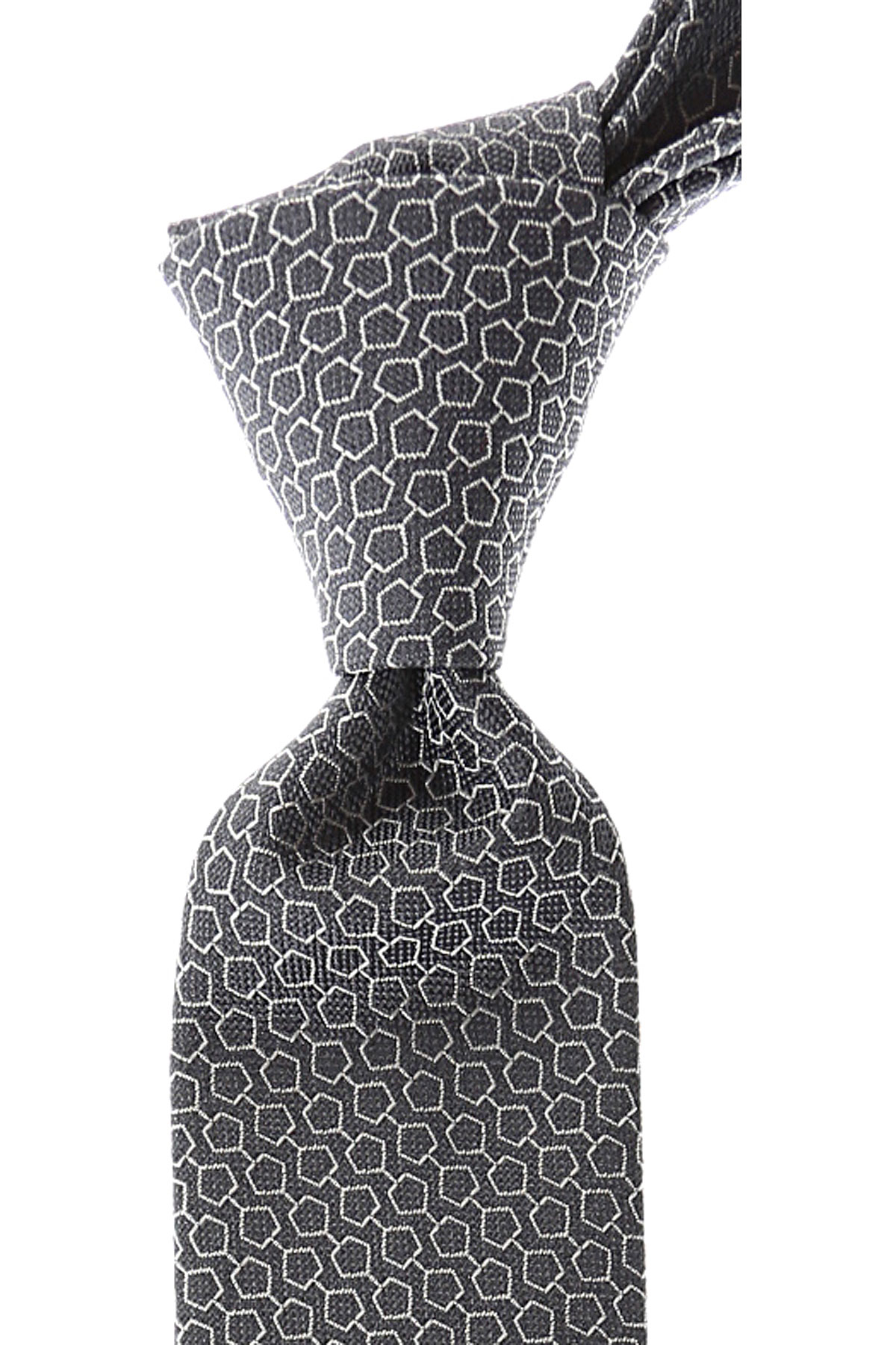 Ermenegildo_Zegna_Ties_On_Sale_Dimgray_Silk_2019