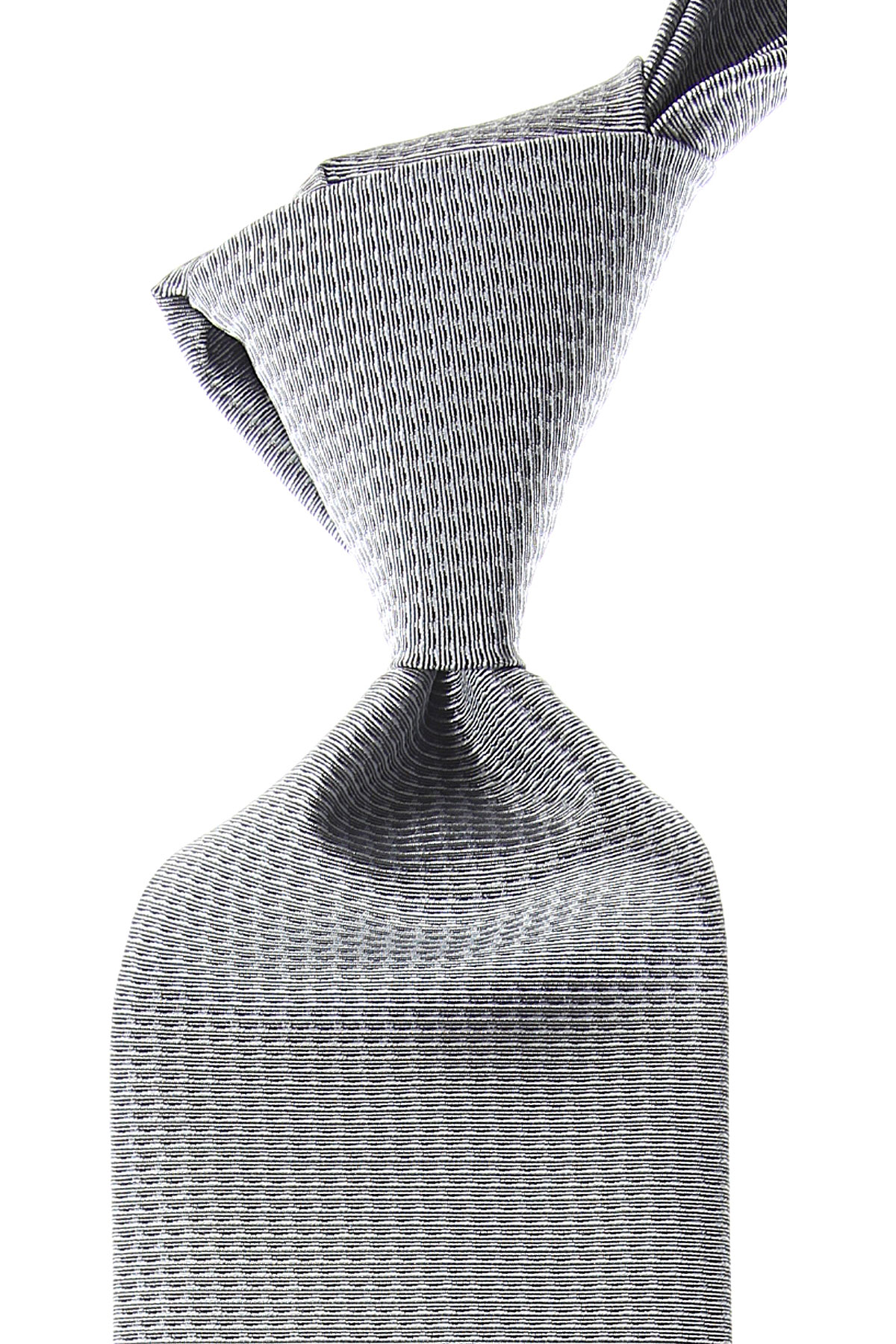 Ermenegildo_Zegna_Ties_On_Sale_Ash_Gray_Silk_2019